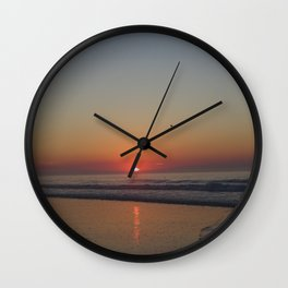 Sunrise LBI Wall Clock