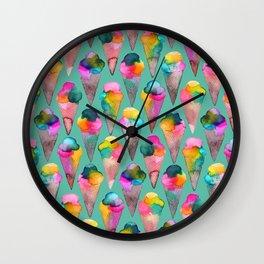 Cucuruchos Wall Clock