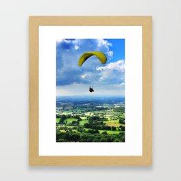 High Flyer Framed Art Print
