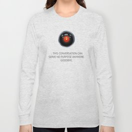 HAL 9000 Long Sleeve T-shirt