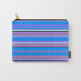 Stripes-009 Carry-All Pouch
