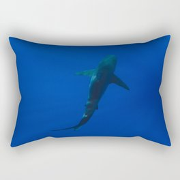 Hawaiian Shark IV Rectangular Pillow