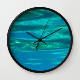 Sea design Wall Clock