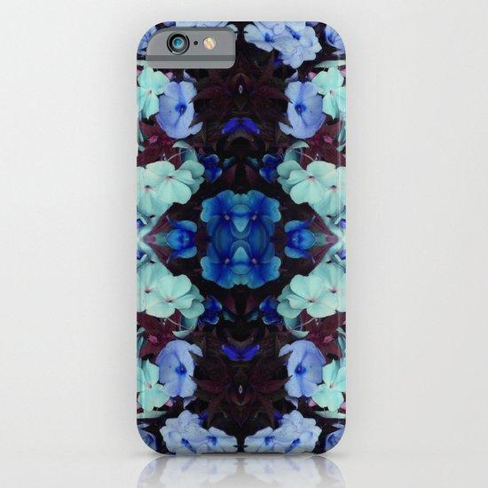 Future Floral III iPhone & iPod Case