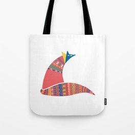 Tribal Chief Tote Bag