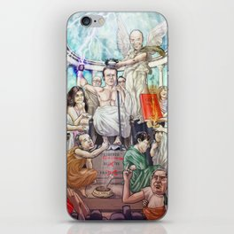 L'apothéose d'Emmanuel iPhone Skin