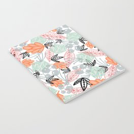 pentagon flower system Notebook