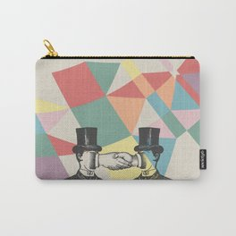 Join Hands Carry-All Pouch