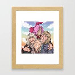 Johnson Framed Art Print