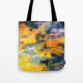 Sunset Detail Tote Bag