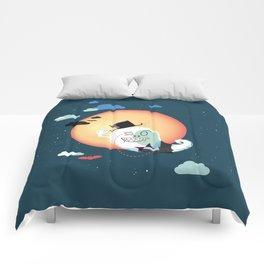 Monsieur Salut Comforters