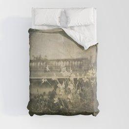 Vintage Garden Comforters