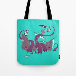 Phil McKraken Tote Bag
