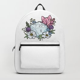Dungeons & Flowers Backpack