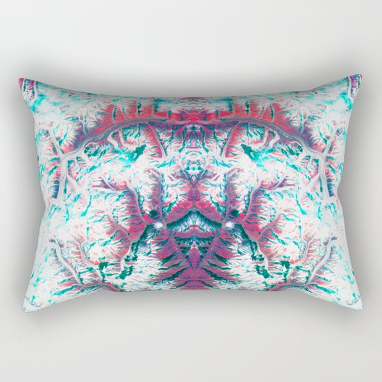 What you really see | Hidden Forms Rectangular Pillow