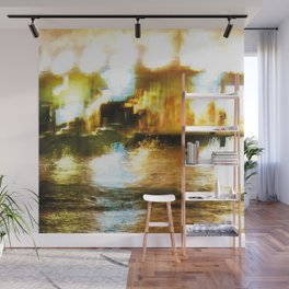 City Lights: Venice – Canal Grande – San Simeone Piccolo # 254 Wall Mural