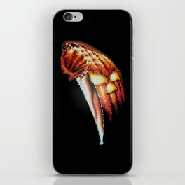 Halloween Pumpkin Stained Glass iPhone Skin