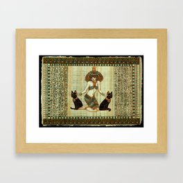 Cleopatra 8 Framed Art Print