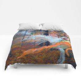 En el Bosque de los Susurros Comforters