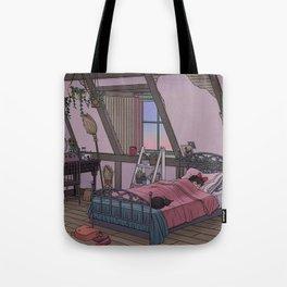 Kiki's Room Tote Bag