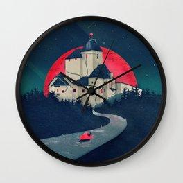 Tarabas Wall Clock