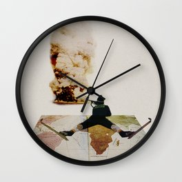 Le chasseur Wall Clock