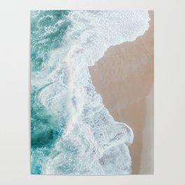 Ocean Mint Poster