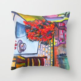 Room With A View  #society6 #decor #buyart Throw Pillow