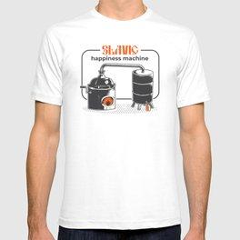 Slavic Happiness Machine T-shirt
