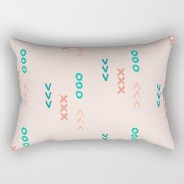 Free Spirited Simplicity Rectangular Pillow