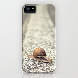 Long Way To Go iPhone Case