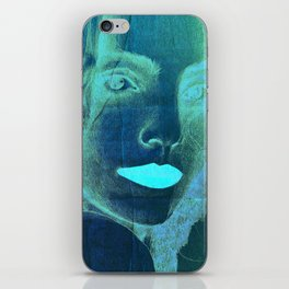 Yael the warrier of peace iPhone Skin