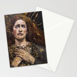The Passion of Saint Mary Magdalene Stationery Cards