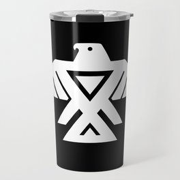 Thunderbird flag - HQ file Inverse version Travel Mug