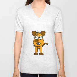 Ooh Zoo – Dog Unisex V-Neck