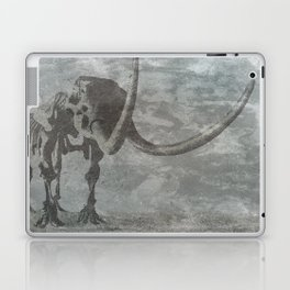 Half Tone Mammoth Laptop & iPad Skin