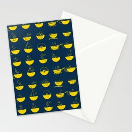 demilune Stationery Cards