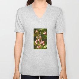 Berries Unisex V-Neck