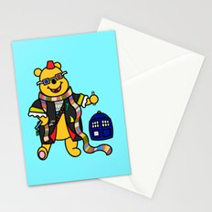 Doctor Who - Doctor Pooh Stationery Cards