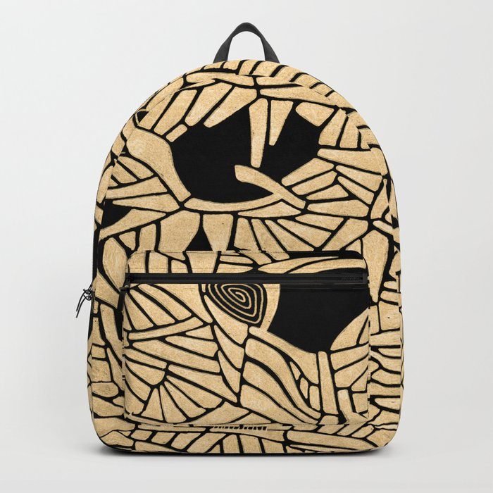 - summer : blinded by the sun - Backpack