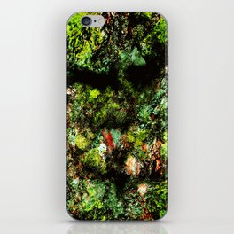 Old Tree Face iPhone Skin