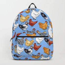 Chicken Skin Backpack