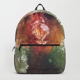 Devon's Vulva Print No.1 Backpack