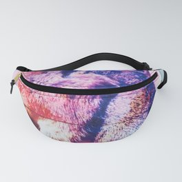 Painted bunny Fanny Pack