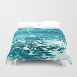 Oceanology #society6 #decor #buyart Duvet Cover