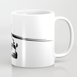 H-53/CH-53 Military Helicopter Coffee Mug