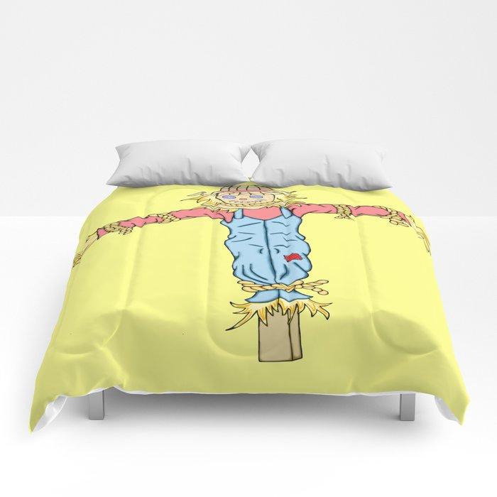 Happy Scarecrow Comforters