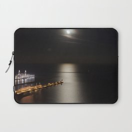 Navy Pier Moonlight Laptop Sleeve