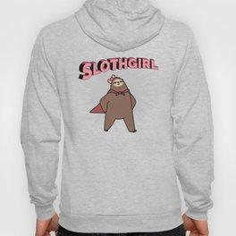 Super Slothgirl! Hoody