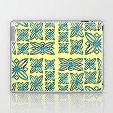 Fresco Flowers Laptop & iPad Skin